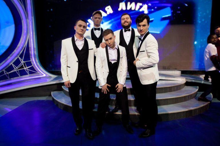 Команда КВН «НАТЕ»,ст.Брюховецкая уже побежали снимать свой кино-ШЕДЕВР