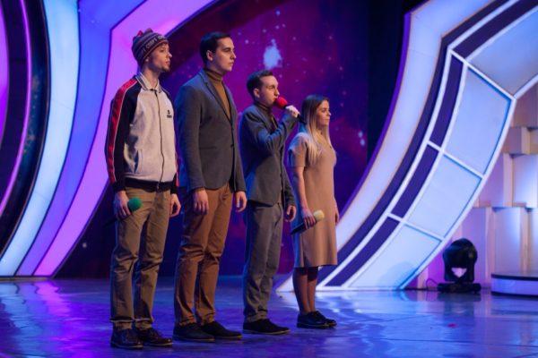 Команда КВН «ТАК-ТО», СФУ, Красноярск призывает участвовать в кинофестивале «Золотой Телёнок»