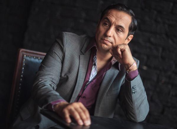 Представляем ещё одного члена жюри кинофестиваля – Ашот Кещян